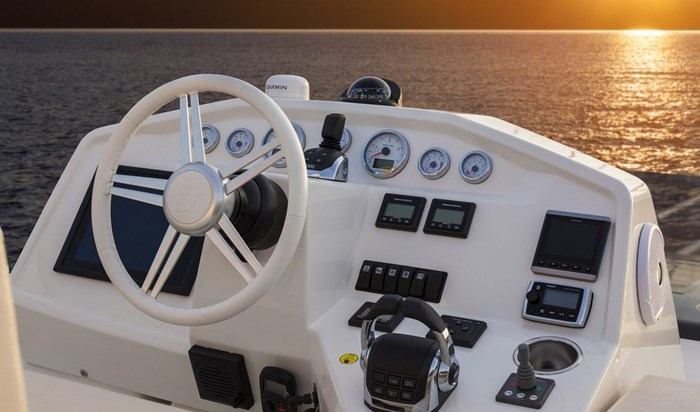 2015 Cranchi Eco Trawler 43 longue distance Photo 8 of 17