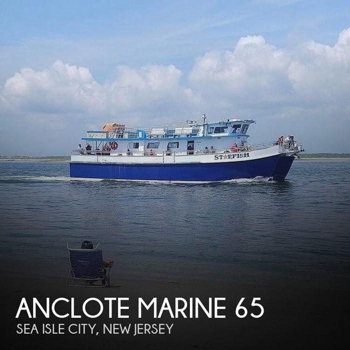 1972 Anclote Marine 65 Photo 1 sur 20