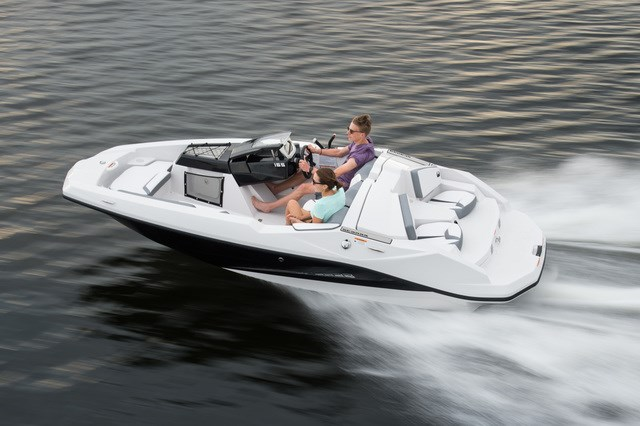 2020 Scarab Jet Boats 165 G Photo 2 of 15