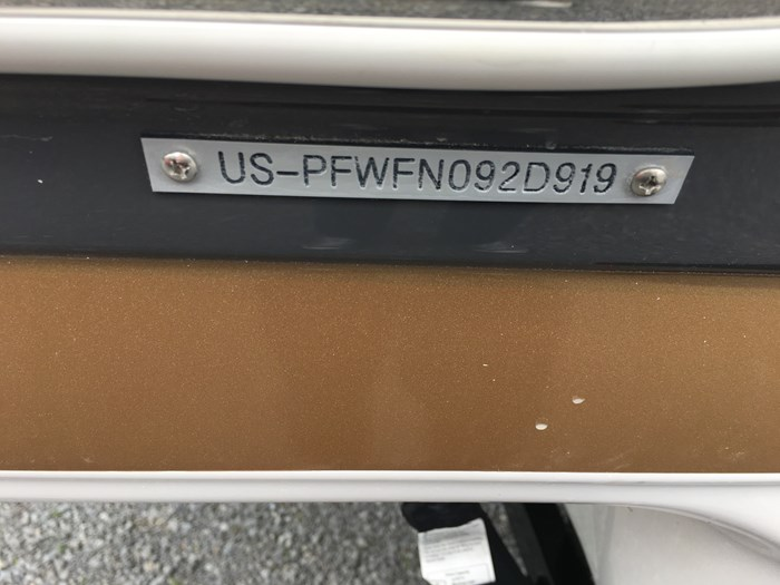 2019 Four Winns HD 200 - Model 4.5L/A 250HP WB Tower Single Axl... Photo 19 of 19