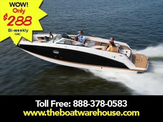 2020 Four Winns HD 240 Mercruiser 6.2L B3 00HP Tandem Trailer Photo 2 of 32