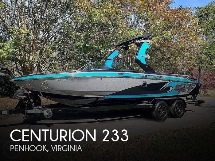 2016 Centurion Enzo SV233 Photo 1 of 20