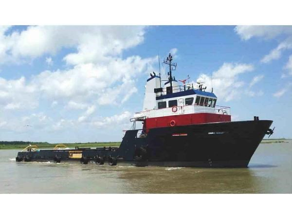 2001 Cargo Ship DP-1 Offshore Supply Vessel Photo 1 of 42