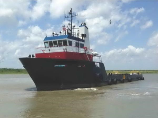 2001 Cargo Ship DP-1 Offshore Supply Vessel Photo 2 of 42