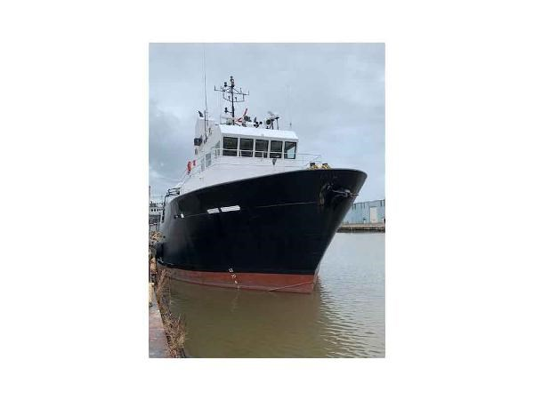 2001 Cargo Ship DP-1 Offshore Supply Vessel Photo 3 of 42