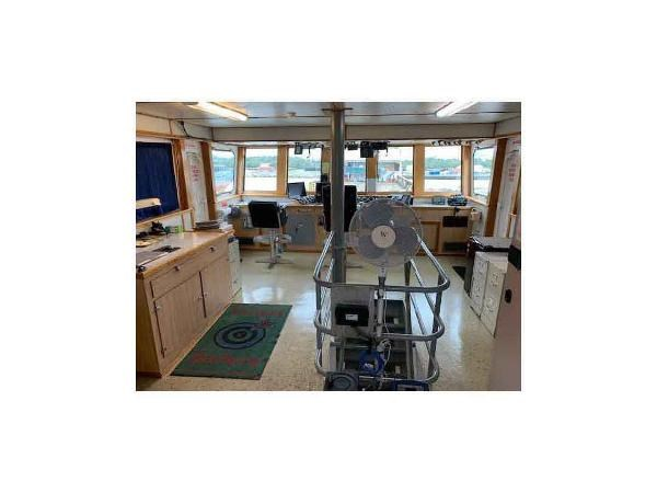 2001 Cargo Ship DP-1 Offshore Supply Vessel Photo 12 of 42