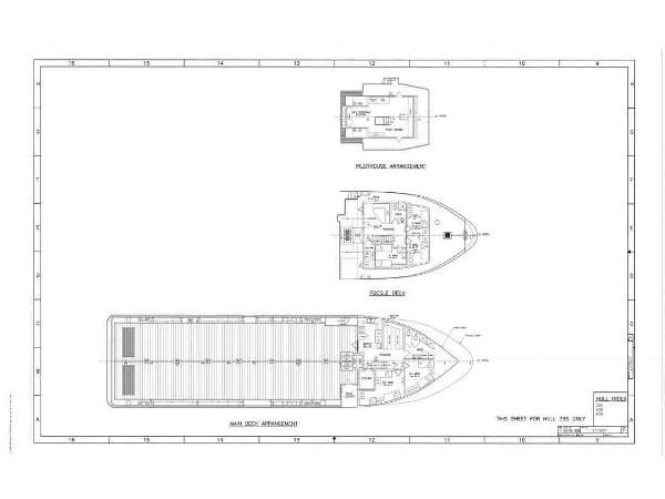2001 Cargo Ship DP-1 Offshore Supply Vessel Photo 41 of 42