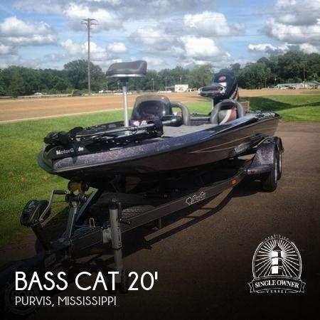 2014 Bass Cat Cougar Advantage Elite Photo 1 sur 20