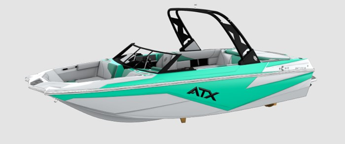 2020 ATX Surf Boats ATX 24 Photo 1 sur 3
