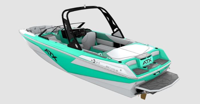 2020 ATX Surf Boats ATX 24 Photo 2 sur 3