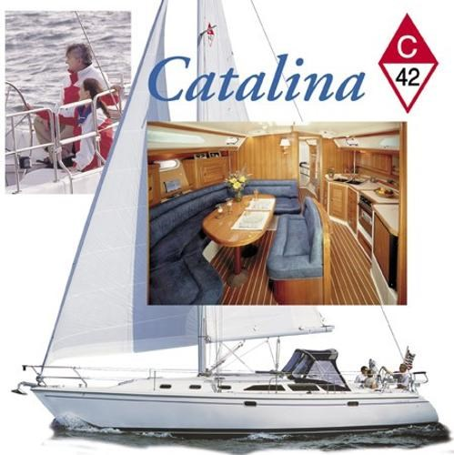 2004 Catalina 42 MK II Photo 29 sur 29