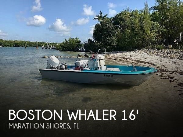 1988 Boston Whaler Outrage Photo 1 sur 20