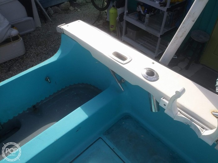 1988 Boston Whaler Outrage Photo 19 sur 20