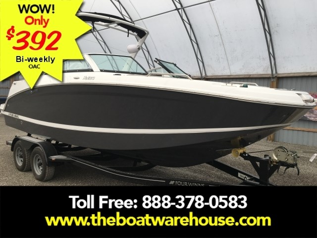 2020 Four Winns HD 220 Surf V8 300hp FWD Wakebo...