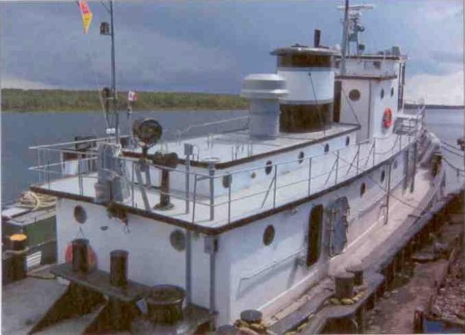 1939 1939 98'7 x 22′ x 9′ 1200 hp Tug Photo 2 sur 12