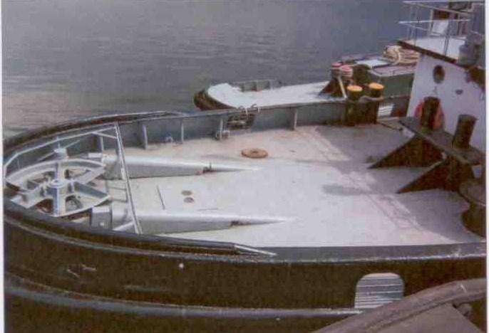1939 1939 98'7 x 22′ x 9′ 1200 hp Tug Photo 4 sur 12