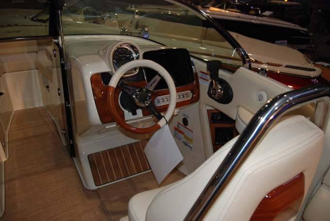 2020 Chris-Craft LAUNCH GT 25 MG STERN DRIVE Photo 5 sur 8