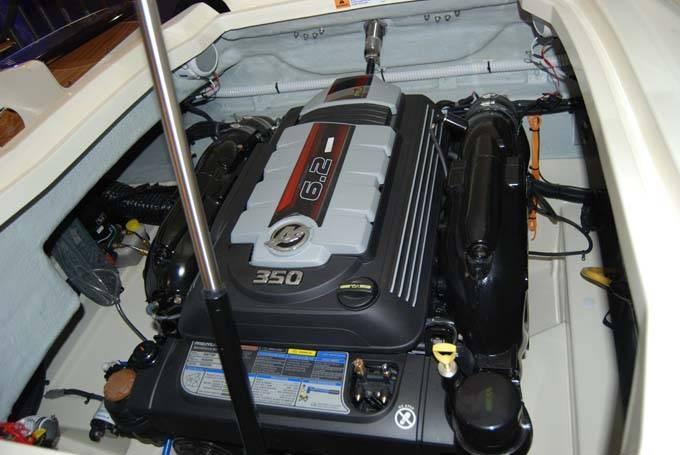 2020 Chris-Craft LAUNCH GT 25 MG STERN DRIVE Photo 8 sur 8
