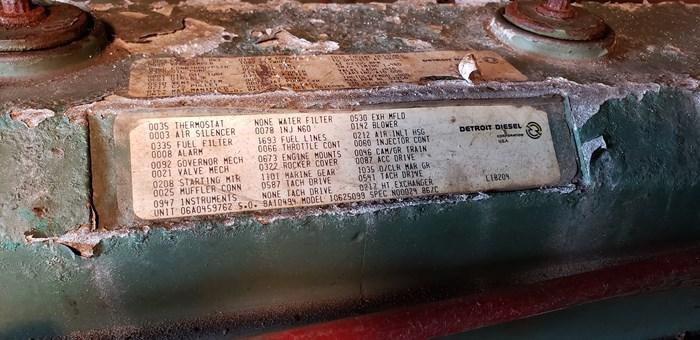1987 1987 50′ x 14′ x 3′ Steel Work Boat/Cargo Tug - NEW PRICE Photo 14 sur 27