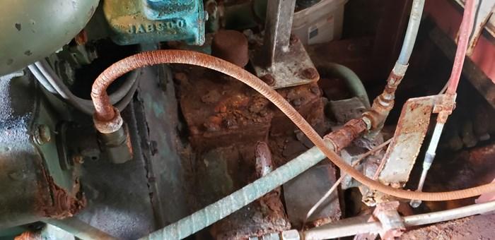 1987 1987 50′ x 14′ x 3′ Steel Work Boat/Cargo Tug - NEW PRICE Photo 15 sur 27