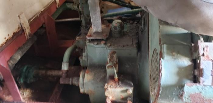 1987 1987 50′ x 14′ x 3′ Steel Work Boat/Cargo Tug - NEW PRICE Photo 16 sur 27