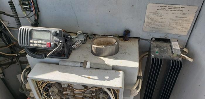 1987 1987 50′ x 14′ x 3′ Steel Work Boat/Cargo Tug - NEW PRICE Photo 21 sur 27
