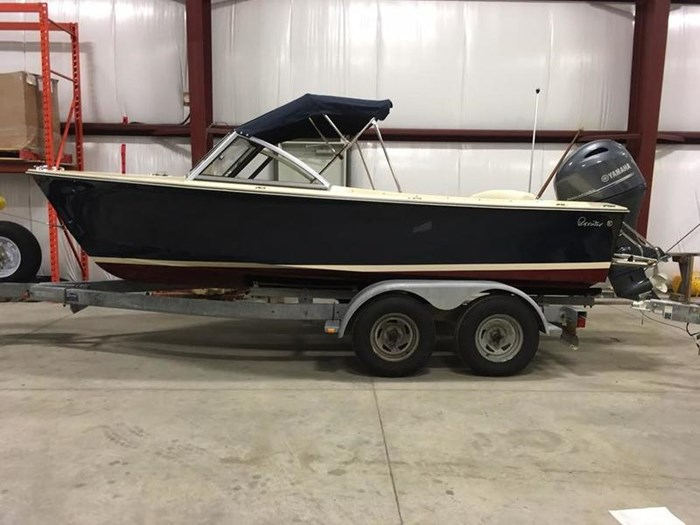 2017 Rossiter Rossiter 17 Closed Deck Runabout Photo 1 of 1