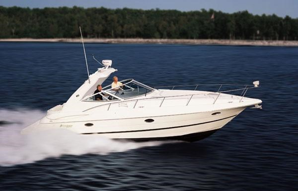 2004 Cruisers Yachts 340 Express Photo 2 sur 11