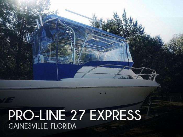 2000 Pro-Line 27 Express Photo 1 sur 20