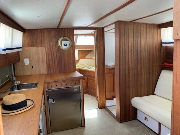 1966 Chris-Craft COMMANDER 38 Photo 18 sur 33