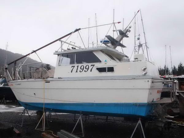 1989 Pacific Boats Gillnetter Photo 1 sur 84