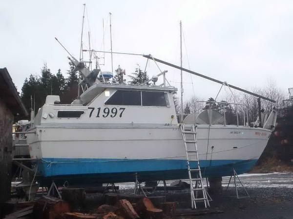 1989 Pacific Boats Gillnetter Photo 2 sur 84
