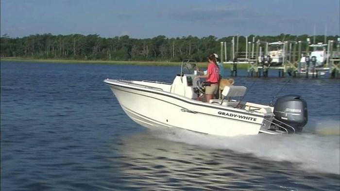 2020 Grady-White 180 Fisherman Photo 1 of 1