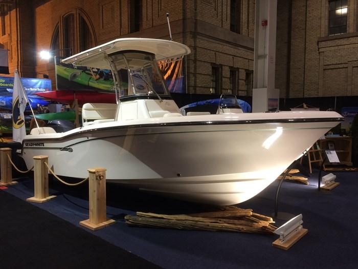 2020 Grady-White Fisherman 216 Photo 1 of 22