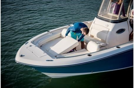 2020 Grady-White Fisherman 216 Photo 8 of 22