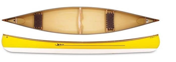 2020 Swift Canoes Prospector 16 Photo 1 of 1
