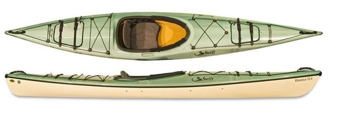 2020 Swift Kayaks Kiwassa 12.6 Photo 1 of 1