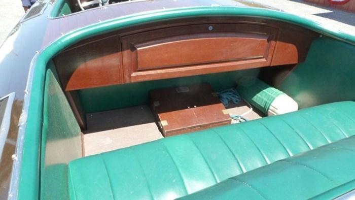 1992 Gar Wood Triple Cockpit Photo 7 sur 11