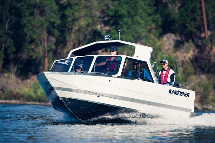 2020 KingFisher 2025 Escape HHT Photo 1 of 1