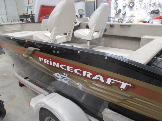 2009 Princecraft Holiday DLX SC Photo 5 of 12