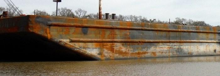 1998 1998 192.9′ x 60′ x 14′ ABS Deck Barge Photo 1 sur 2