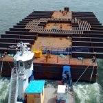 1998 1998 192.9′ x 60′ x 14′ ABS Deck Barge Photo 2 sur 2