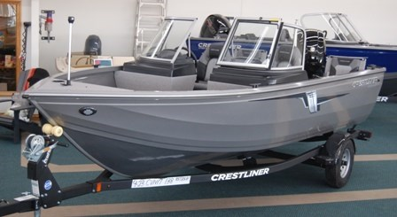 2020 Crestliner 1700 Vision WT Photo 1 of 21