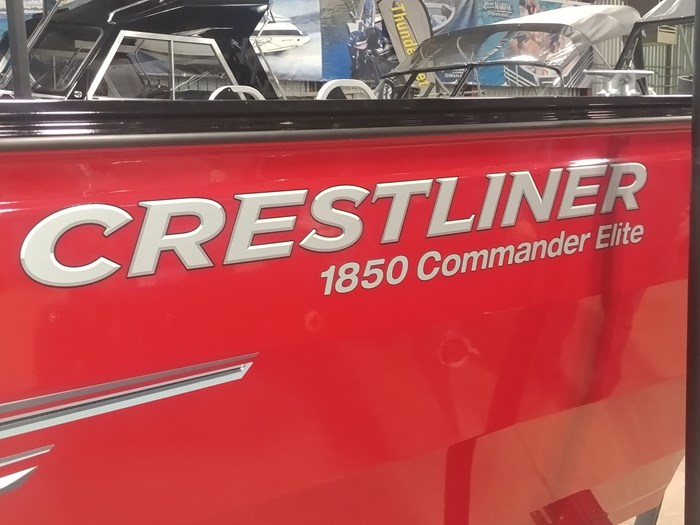 2020 Crestliner 1850 Commander Elite Photo 1 of 13