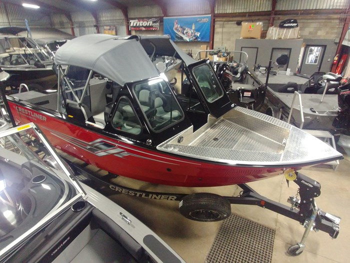 2020 Crestliner 1850 Commander Elite Photo 11 of 13
