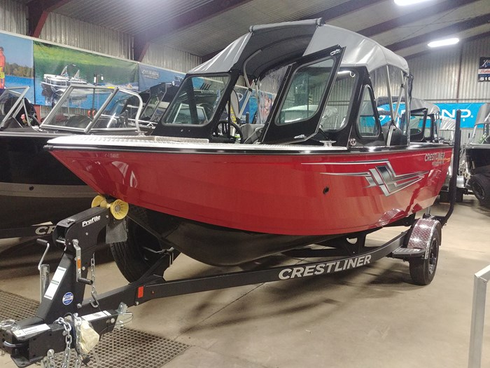 2020 Crestliner 1850 Commander Elite Photo 13 of 13