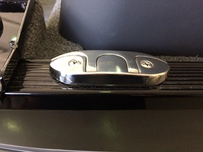 2019 Lowe FM165 Pro WT Mercury 60HP Trailer Trolling Moto... Photo 18 of 20