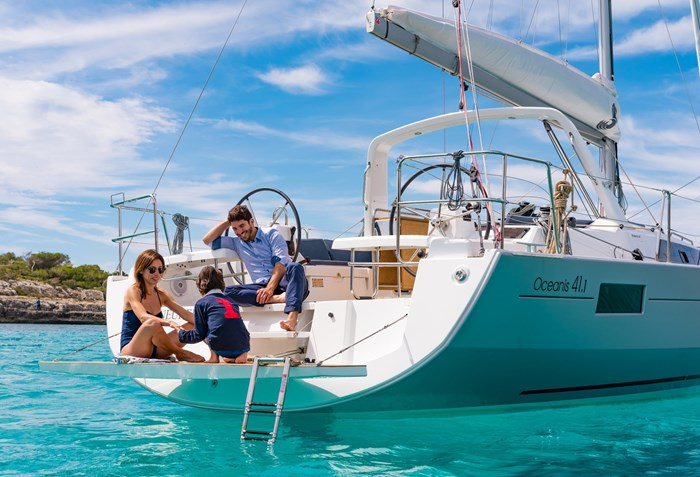 2020 Beneteau Océanis 41.1 Photo 1 of 19