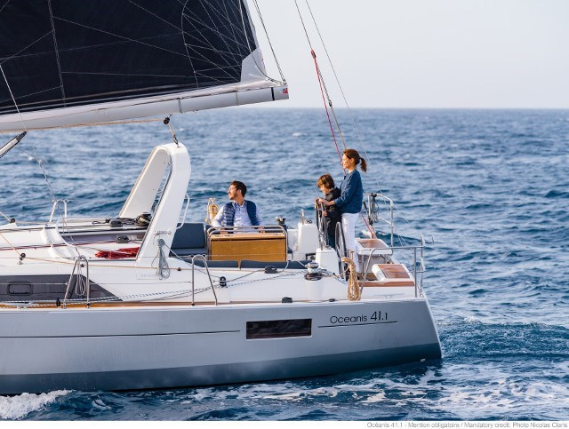 2020 Beneteau Océanis 41.1 Photo 3 of 19