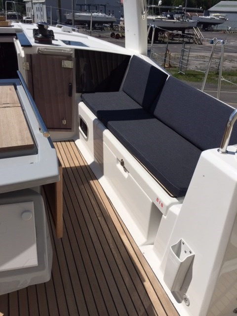 2020 Beneteau Océanis 41.1 Photo 17 of 19